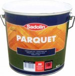 Sadolin PARQUET 20, 90 (Садолин Паркет) паркетный лак 10л